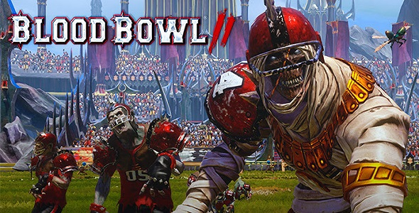 Blood Bowl 2 - Zombies