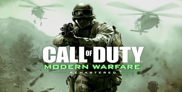 COD - Modern Warfare Remastered
