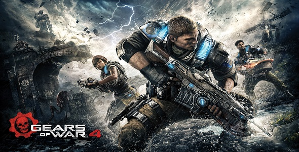Gears Of War 4 #2