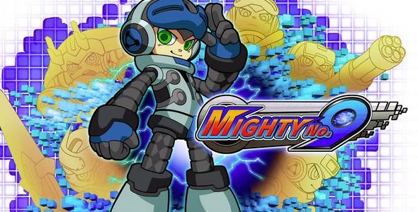 Mighty No 9 FG