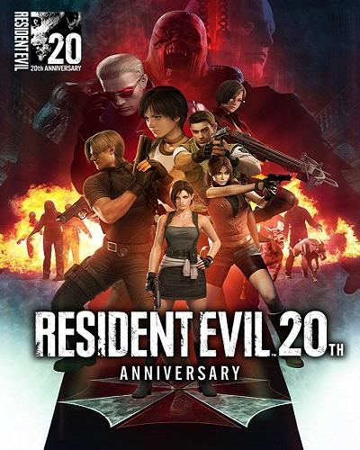 Resident Evil - 20 ans