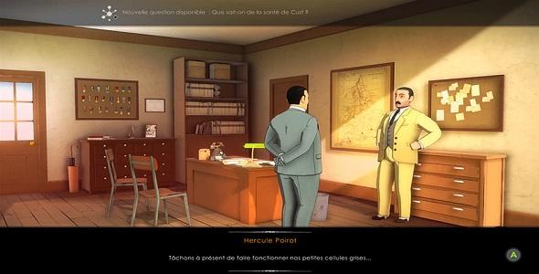 (Test FG - Jeux vidéo) Agatha Christie - The ABC Murders #3