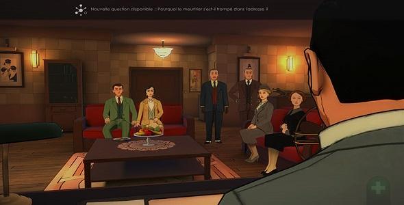 (Test FG - Jeux vidéo) Agatha Christie - The ABC Murders #6