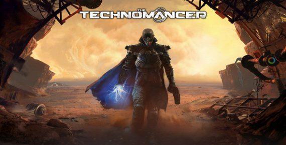(Test FG - Jeux vidéo) The Technomancer (Mars Effect) #1