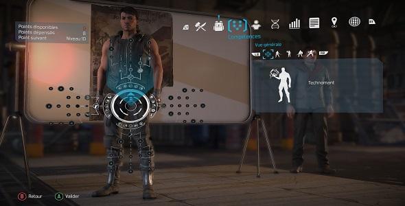(Test FG - Jeux vidéo) The Technomancer (Mars Effect) #4