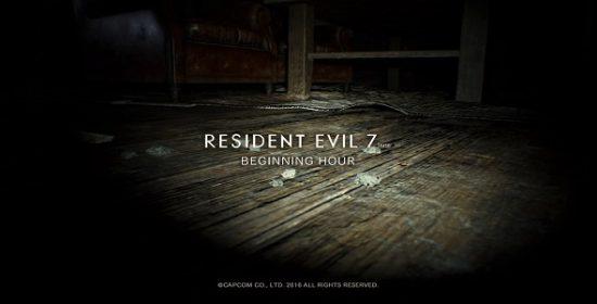 ExploraJeux - Resident Evil 7 - Beginning Hour (démo - PS4)