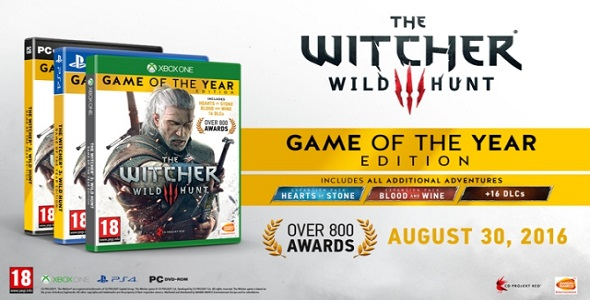 The Witcher 3 - Wild Hunt - Complete Edition