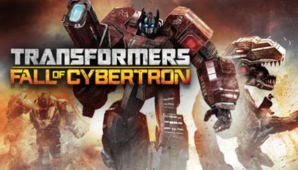 Transformers - La Chute De Cybertron