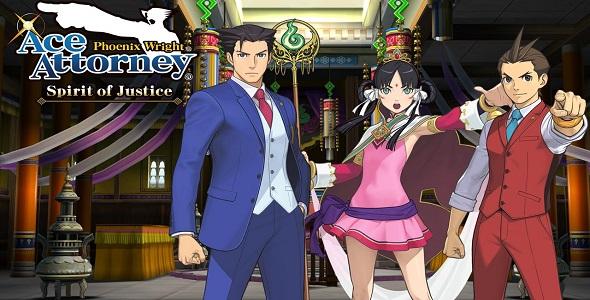 Phoenix Wright - Ace Attorney – Spirit Of Justice