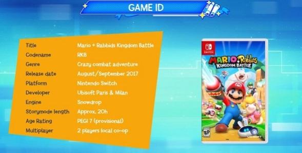 Mario + Rabbids - Kingdom Battle #2
