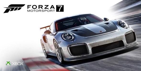 forza motorsport 7 ouvre les portes de son salon de l 39 auto. Black Bedroom Furniture Sets. Home Design Ideas