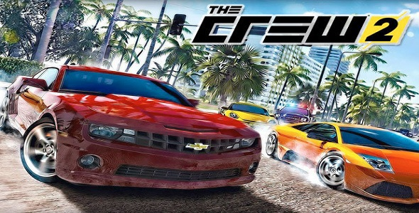 the crew 2 la date de sortie est d voil e par ubisoft facteur geek. Black Bedroom Furniture Sets. Home Design Ideas